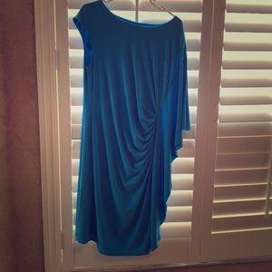 Aqua dresss - super meant cut